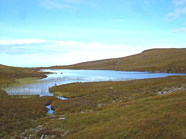 Loch na Claise Carnaich