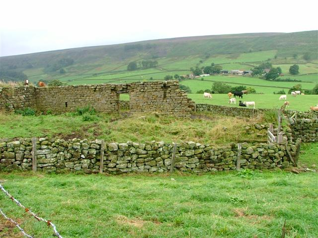 Ruin, Esklets Valley