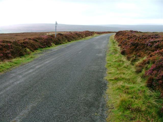 Passing Place, Westerdale Moor Road