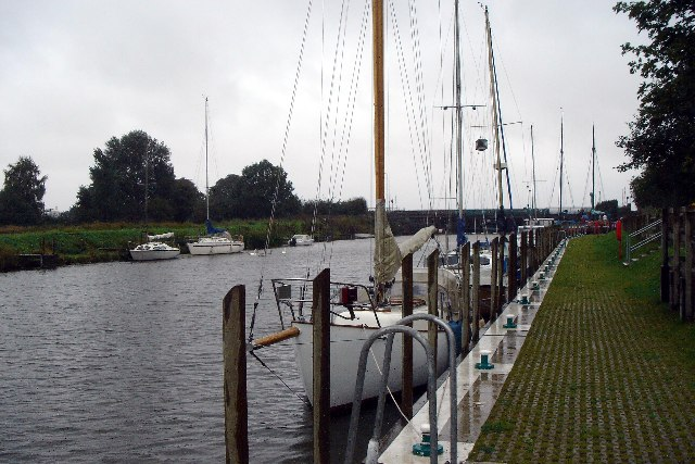 South Ferriby Marina