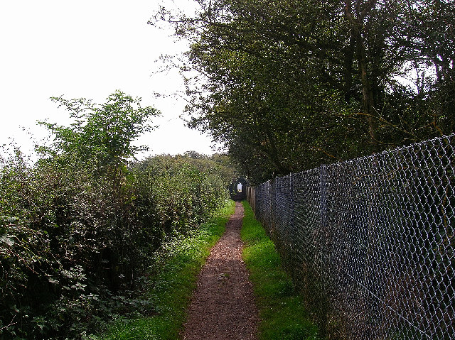 South Downs Way, Mill Hill, Rodmell