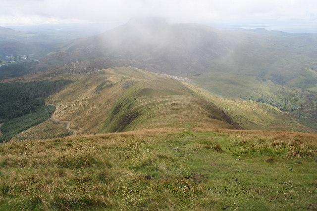 Spur off Nantlle Ridge