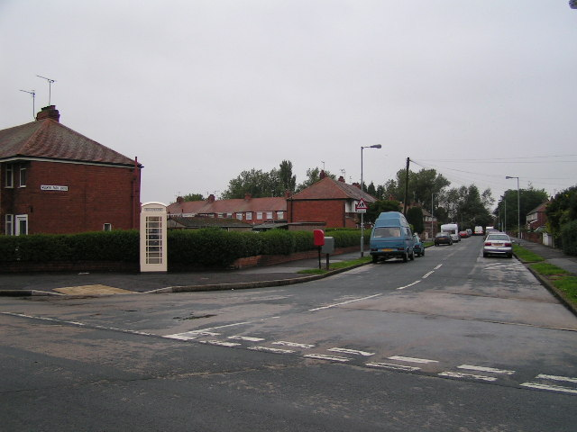 Welwyn Park Road, Hull