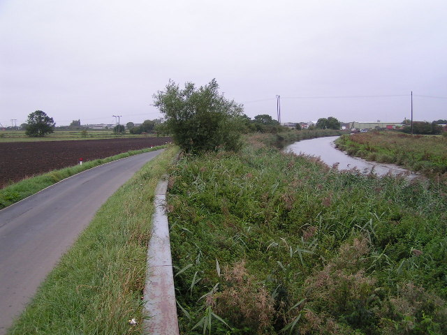 River Hull near Beverley