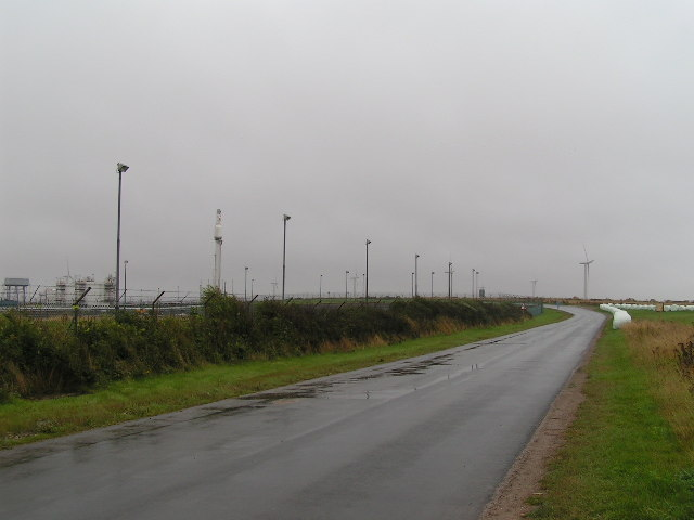 Natural Gas Terminal, Dimlington