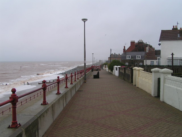 Seafront, Withernsea