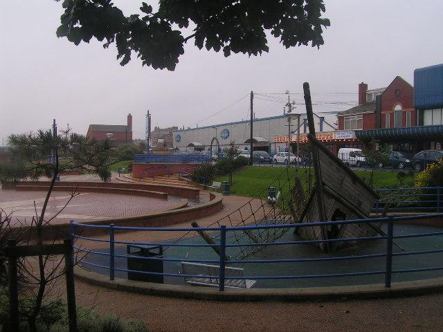 Valley Gardens, Withernsea