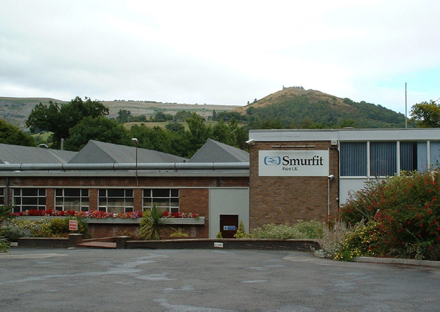 Smurfit Factory