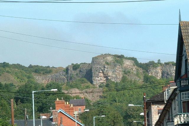 Llanymynech Hill