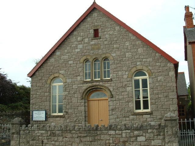 Pensarn Church