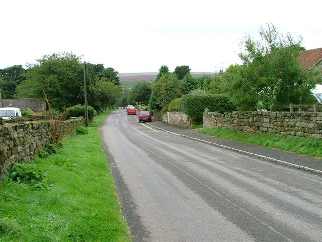 Westerdale, the Village