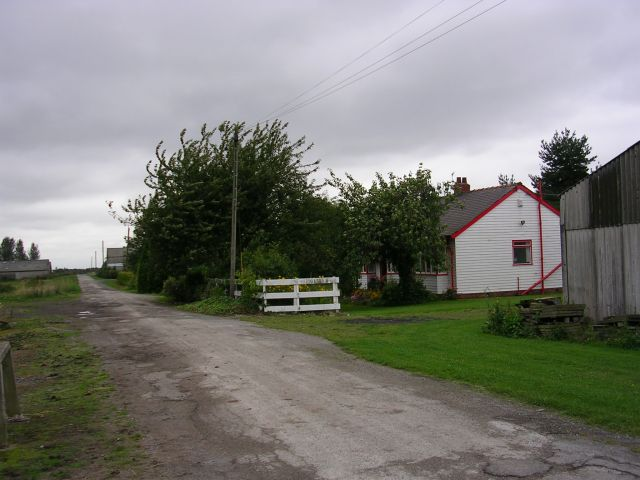 Birch Tree Farm and Moss Road
