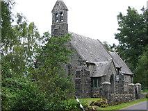 NN0721 : St James's Church, Ardbrecknish, Port Sonachan, Argyll by Brian D Osborne