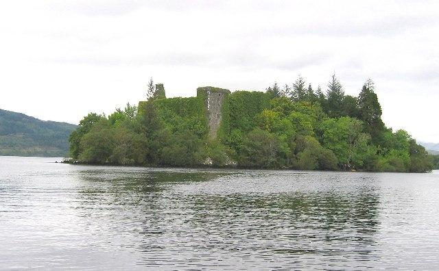 Innis Chonnell, Loch Awe, Argyll