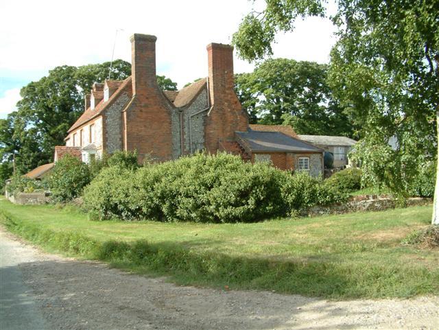 The Farmhouse at Lower Farm