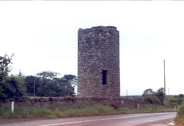 Drumcliffe Tower