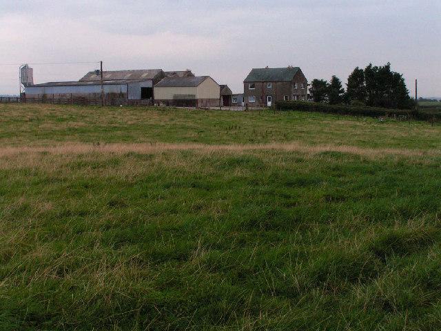 Hazel Mount Farm, Hayton