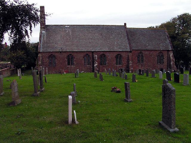 St James' Church, Hayton