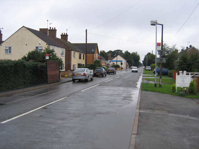 Gunton's Road, Newborough, Peterborough