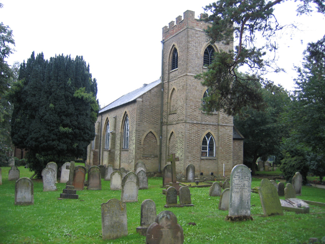Parish Church, Newborough, Peterborough
