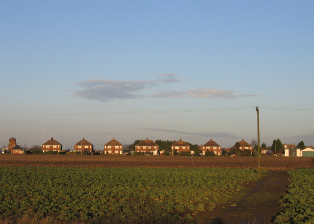 Station Road, Swineshead, Lincs