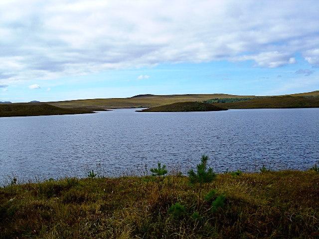 Loch a' Bhaid-luachraich