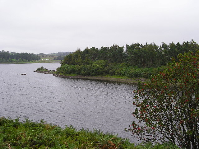 Barcraigs reservoir