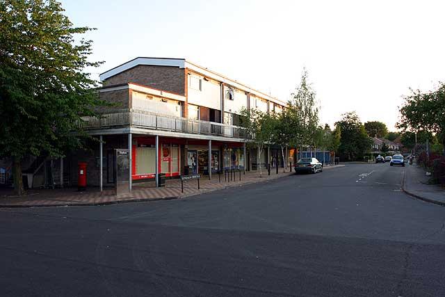 Kendal Crescent Shops