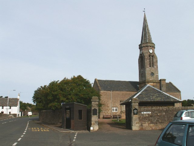 Church, Kingsbarns