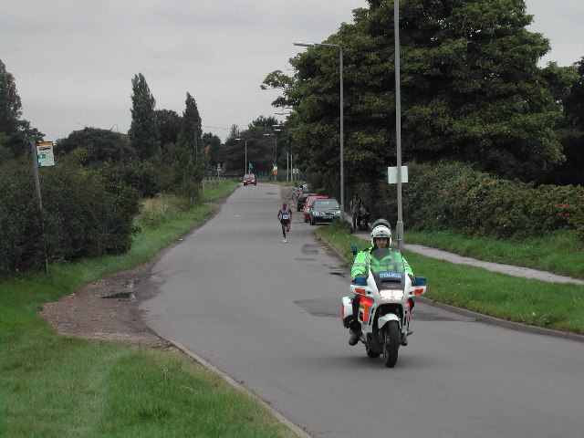 25th Nottingham Marathon