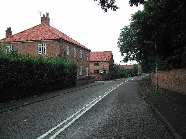 Tollerton Lane, Tollerton