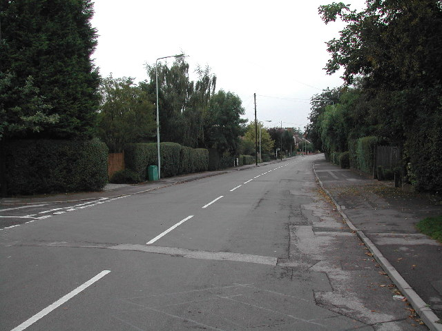 Cropwell Road, Radcliffe on Trent