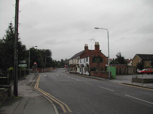 Fairfield Street, Bingham