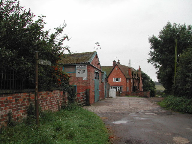 """The Hamlet of """"Clipston on the Wolds"""""""