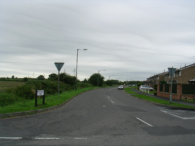 Wragley Way,  Stenson Fields, Derby
