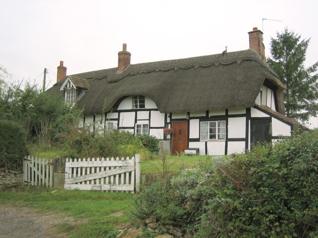 Thatched Cottage, Elmley Castle