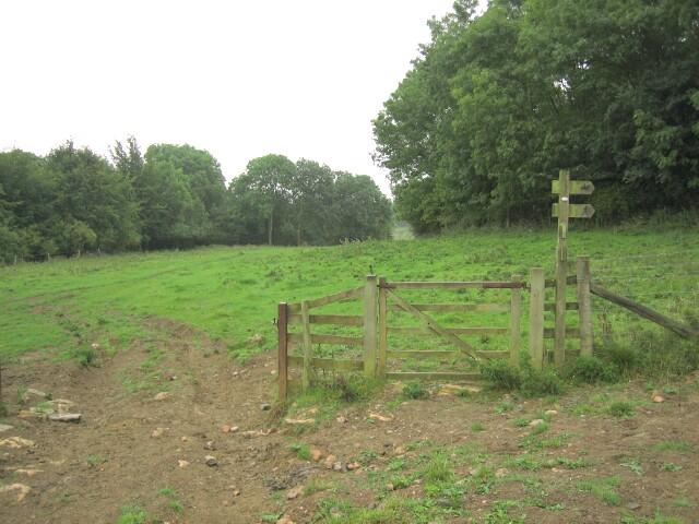 Bridle Way on Bredon Hill
