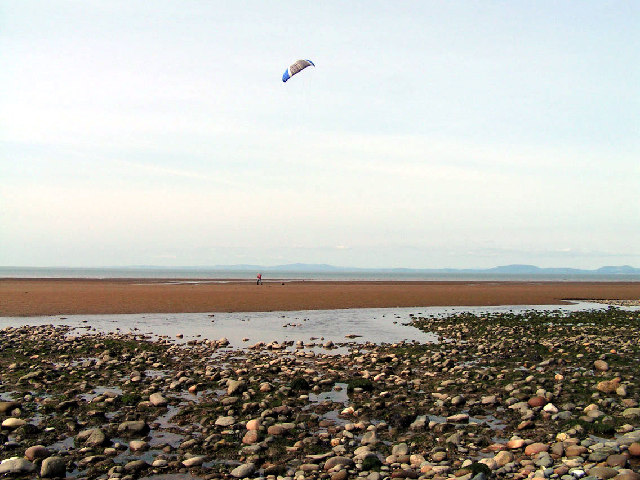 Pebbles and Sand, Allonby Bay