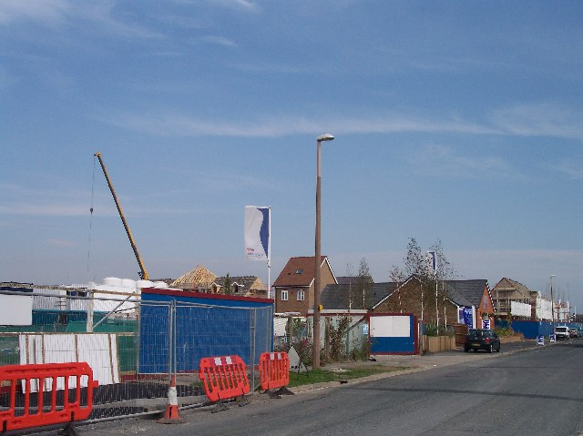 Housing Development, Shoreham Beach