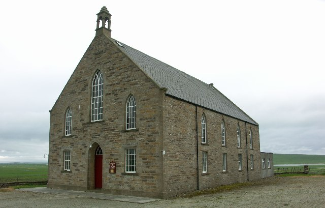 Twatt Church, Birsay, Orkney