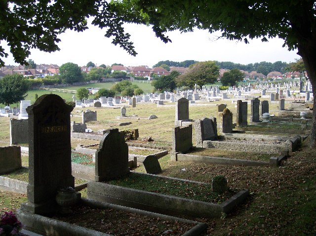 Cemetery, Southwick Hill