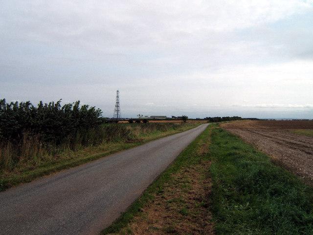Middlegate at Elsham Hill