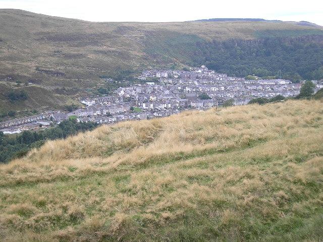 Ferndale, Rhondda Valley
