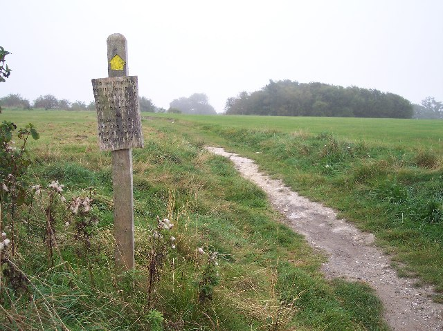 Footpath over Golf Course