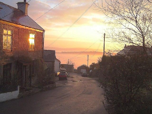 Rescorla, Cornwall