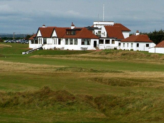 Clubhouse, Western Gailes Golf Club