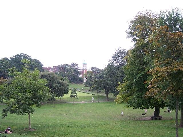 Queen's Park, Brighton.