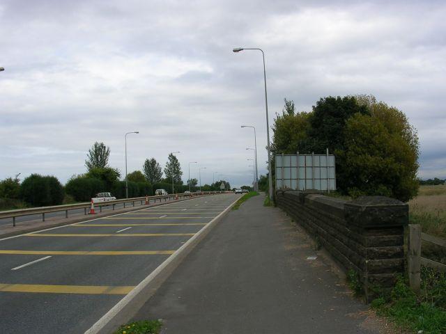 Pennington Bridge, East Lancashire Road