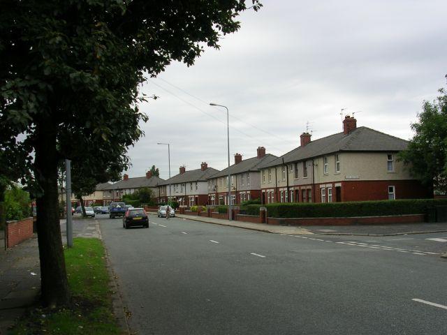Warrington Road, Leigh.