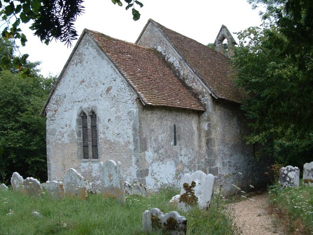 Chithurst Church, West Sussex